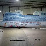 Crociera gonfiabile della stella di /Inflatable dei prodotti per fare pubblicità