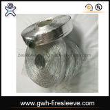 アルミニウムで処理されたガラス繊維の火の袖