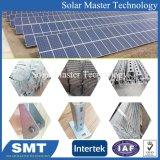 Toit et la masse toute la maison de montage de systèmes d'alimentation solaire 10kw