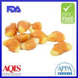 犬の軽食の製品のための鶏の覆いのサツマイモ