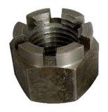 Les noix de château hexagonales affinent la plaine de la classe 8 de la classe 6 de l'amorçage DIN 935