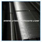 Tissu en fibre de verre unidirectionnel 500gsm pour les militaires
