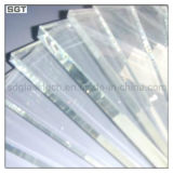 6-12mm低い鉄によって強くされるStarphireの透明な囲うガラス