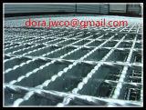 Grille à dentelage galvanisé Fabricant Grille en acier inoxydable de haute qualité / Matériau de construction