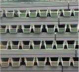 Laminés à chaud Q235 ASTM A36 SS400 Q345 Palplanches en acier
