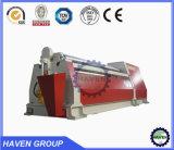 Máquina do rolamento e de dobra da placa de aço do rolo W12S-4X4000 4