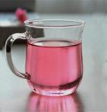 Cuvette en verre de jus de créatif cadeau promotionnel tasse tasse en verre de jus de verre