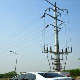 linha de transmissão aço da corrente 132kv eléctrica Pólo