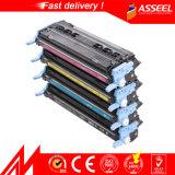 der Farben-124A Toner Toner-der Kassetten-Q6000A Q6001A Q6002A Q6003A für HP-Farbe Laserjet 1600/2600/2605 mit ISO9001 ISO14001 Bescheinigungen