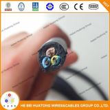 Cavo flessibile di gomma H07rnf H07zzf dell'alogeno del VDE certificato Ce 3X1.5mm2 LSZH liberamente
