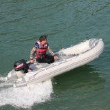 Самый лучший двигатель рыбацкой лодки водяного охлаждения хода 6HP забортного двигателя 2