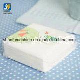 Petite serviette de papier Machine/ Serviette Serviette gaufrage gaufrage Machine/ repliage de la machine