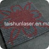 Cortadora del laser de Taishun para la alfombra, amortiguador, pista, manta