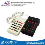 Smart Card Reader con un teclado