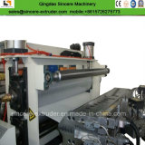 Vitrage PVC Feuille ASA PC Making Machine pour les abris bus
