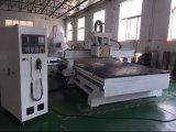 Le travail du bois de la machine CNC multi axes