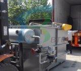 Máquina disuelta de la flotación de aire para las aguas residuales industriales/el dispositivo aceitoso del tratamiento de aguas residuales