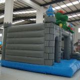 学校のための膨脹可能な跳ね上がりの城