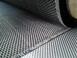 3K 240g bidirektionale Twill-Kohlenstoff-Faser-Gewebe für Auto-Karosserie