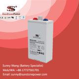 Батарея способная к возрождению накопления энергии батареи 2V 200ah Opzv