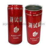 Ouverture facile boire canettes de boisson personnalisée