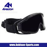 Si tactique Airsof Anbison-Sports Fma Goggle mis à jour système Version-Fan