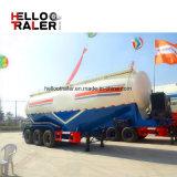 Árbol multi grande del tanque de agua de la capacidad 45cbm acoplados del petrolero del bulto del cemento de 50 toneladas