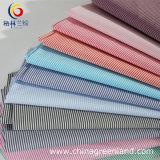tessuto della banda di 65%Cotton 32%Naylon 3%Spandex per le camice