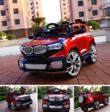 車または赤ん坊のおもちゃ車のBMWの子供の乗車