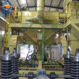 Ligne de conservation de plaque en acier