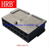 Conector Hrb Female Plug Connector Crimp