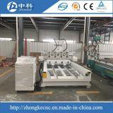 판매를 위한 기계를 새기는 4개의 축선 CNC 대패