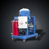 Type de boîte de purificateur d'huile mobile Lyc-C Série à partir de filtration d'huile portable