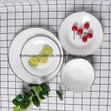 La Chine Fabricant Dîner en porcelaine avec différentes formes