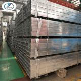 Lista de precios del tubo digestivo! Tubo de acero galvanizado pre tubo galvanizado para bastidor de efecto invernadero