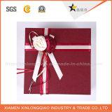Fabricantes de lujo Textured modificados para requisitos particulares del rectángulo de papel del diseño de la manera