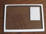 Полка холодильника Tempered стекла с линией спеченной картиной МНОГОТОЧИЯ