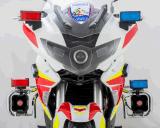 De motorfietsSpreker van Senken 120dB met Controlemechanisme Cjb30cm & MK37