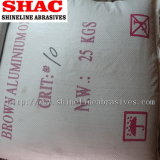 F10 Brown Oxyde d'aluminium 95 % de la norme FEPA