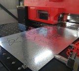 Gute Qualitäts-CNC-Drehkopf-Lochen/Locher-Presse-Maschine