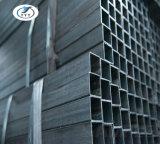 Retangular pre galvanizó los tubos cuadrados de acero pre galvanizados del tubo