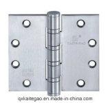 """木のドア(4.5 """" X4.5 """" X4.5-4BB)のためのステンレス鋼のドアヒンジ"""