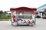 Caravane de nourriture, camion de cuisine mobile, restauration, système mobile, remorque mobile