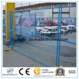 """Zaun 6FT x 9FT Baustelle-Sicherheits-Fechtenpanel-Schweißungs-Ineinander greifen2 des Temp-"""" X4 """""""