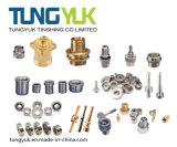 Pezzi meccanici di precisione di CNC di alta qualità usati sulla strumentazione di automazione