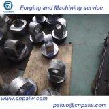 高品質の合金鋼鉄4140鋼鉄鍛造材