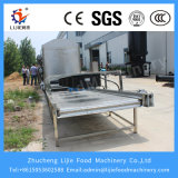 Fuerte Secador de aire caliente de cortes de alta capacidad de la máquina de Secado de cebolla