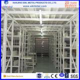 공장/창고 저장을%s 강철 다중 층 중이층 선반/선반설치