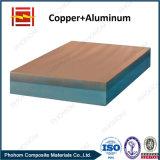 Verbinding van de Overgang van het Aluminium van het koper de Beklede