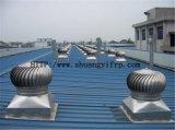 La '' azotea 12 expresa los ventiladores de la turbina de Turbine/Ss